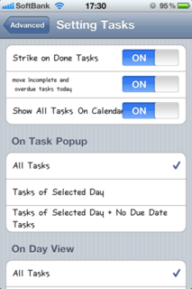 move incomplete and overdue tasks today